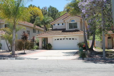 Ventura Single Family Home For Sale: 742 Chinook Drive