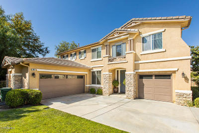 Simi Valley Single Family Home For Sale: 1051 Laurel Fig Drive