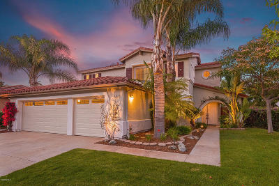 Camarillo Single Family Home For Sale: 4731 Paseo Maravilla