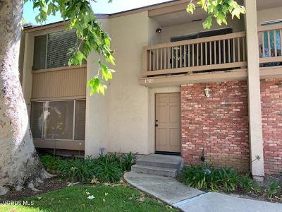 Ventura Condo/Townhouse Active Under Contract: 1525 Raccoon Court