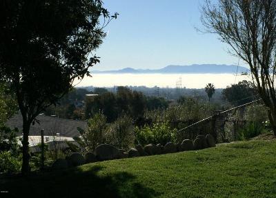 Ventura Residential Lots & Land For Sale: 624 Via Ondulando