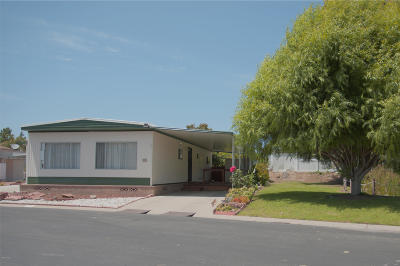 Ventura Mobile Home For Sale: 15 Chaucer Lane