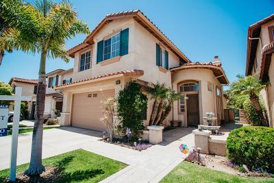 Camarillo Single Family Home For Sale: 2855 La Plata Drive
