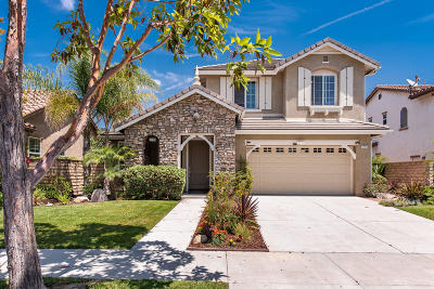 Camarillo Single Family Home For Sale: 3783 Hedge Lane