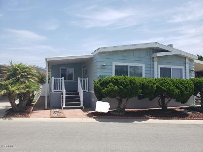 Oxnard Mobile Home For Sale: 5540 W 5th Street #117