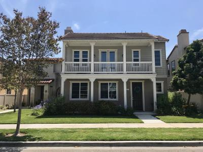 Oxnard Single Family Home Active Under Contract: 322 Java Place