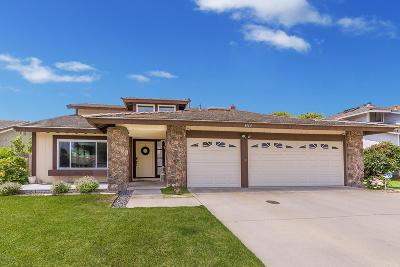 Camarillo Single Family Home For Sale: 4460 Leatherwood Street
