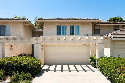 Ventura Condo/Townhouse For Sale: 6615 Sargent Lane