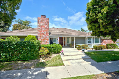 Oxnard Single Family Home For Sale: 2100 Brook Hollow Court