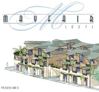 Ventura Condo/Townhouse Active Under Contract: 791 E Santa Clara Street #11