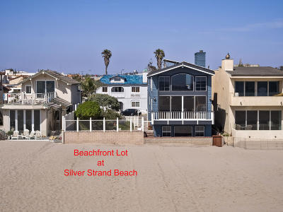 Silverstrand Beach - 0308, Hollywood By The Sea - 0303 Residential Lots & Land For Sale: 221 Ocean Drive