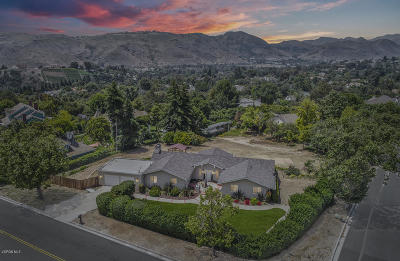 Single Family Home Active Under Contract: 11886 Barranca Road