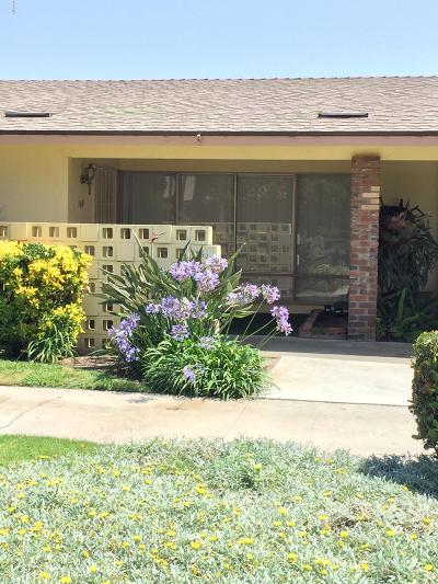 Port Hueneme Condo/Townhouse Active Under Contract: 160 E Bay Boulevard