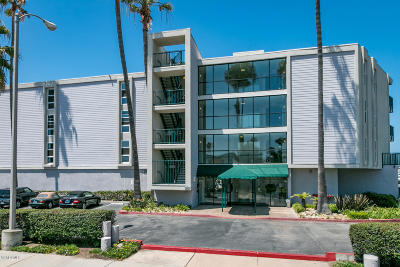 Oxnard Condo/Townhouse For Sale: 2901 Peninsula Road #237