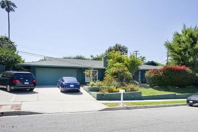 Thousand Oaks Single Family Home For Sale: 1065 Warwick Avenue