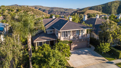 Thousand Oaks Single Family Home For Sale: 3324 Willow Canyon Street