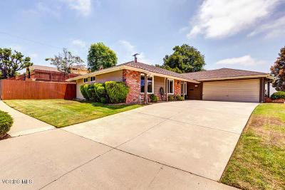 Ventura Single Family Home Active Under Contract: 380 Brevard Avenue
