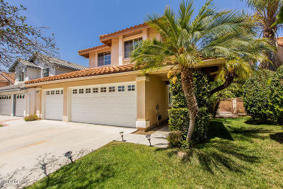Newbury Park Single Family Home For Sale: 1391 Oak Trail Street