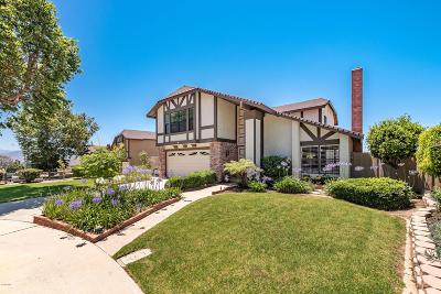 Camarillo Single Family Home For Sale: 2309 Moreno Drive