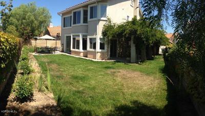 Moorpark Rental For Rent: 12602 Hillside Drive