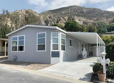 Camarillo Mobile Home For Sale: 4 Christina Avenue #185