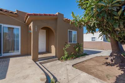 Ventura Multi Family Home For Sale: 182 E McFarlane Street