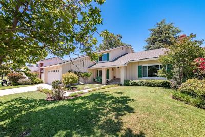Camarillo Single Family Home For Sale: 2735 Via Corza
