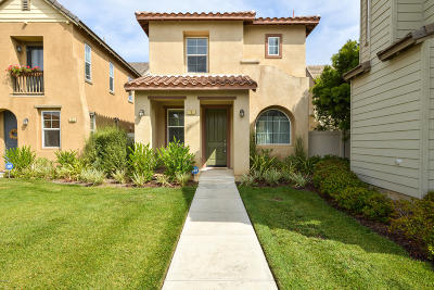 Oxnard Single Family Home Active Under Contract: 721 Nile River Drive