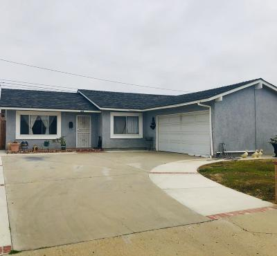 Oxnard CA Single Family Home For Sale: $475,000