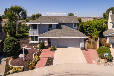 Moorpark Single Family Home For Sale: 4593 Heather Glen Court