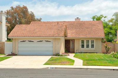 Camarillo Rental For Rent: 6168 Palomar Circle