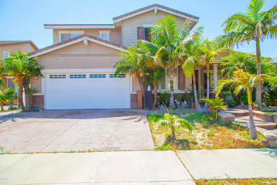 Ventura County Single Family Home Active Under Contract: 1951 Naranja Lane