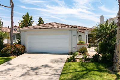 Oxnard Single Family Home For Sale: 2232 Bermuda Dunes Place