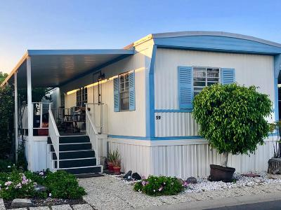 Camarillo Mobile Home For Sale: 59 Via Sintra