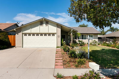 Ventura Single Family Home For Sale: 662 Cachuma Avenue