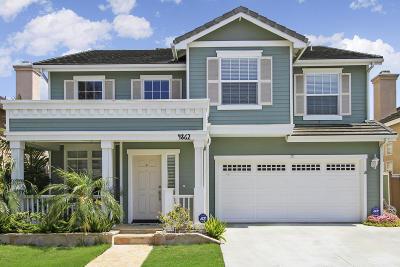 Ventura Single Family Home For Sale: 4862 Mascagni Street