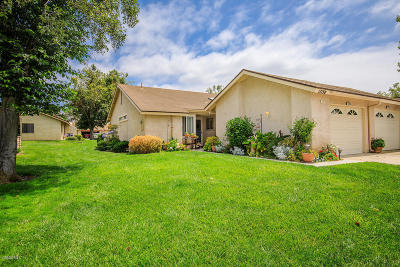 Camarillo Single Family Home For Sale: 17150 Village 17