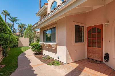 Oxnard Condo/Townhouse For Sale: 2980 Windward Way