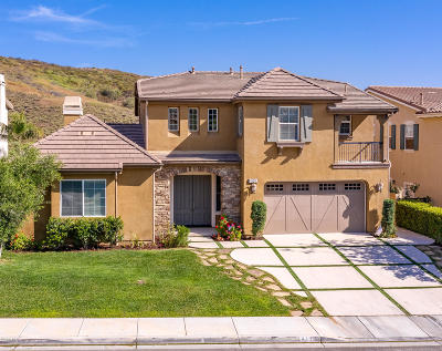 Simi Valley Single Family Home For Sale: 4126 Eagle Flight Drive