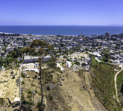 Ventura County Residential Lots & Land For Sale: 1029 Pacific View Drive