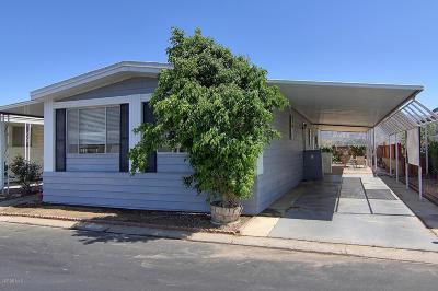 Ventura County Mobile Home Active Under Contract: 250 E Telegraph Road #129