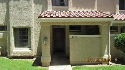 Camarillo Condo/Townhouse Active Under Contract: 2445 Calle Cita