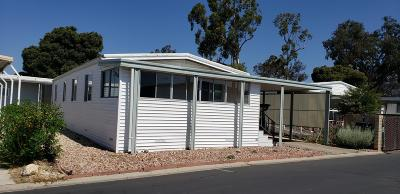 Ventura Mobile Home Active Under Contract: 64 Pansy Place