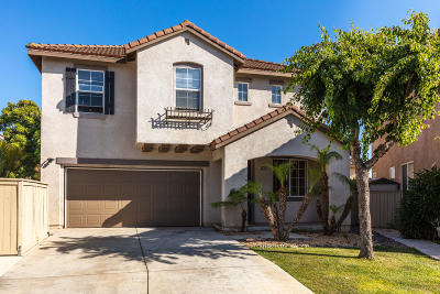 Oxnard CA Single Family Home For Sale: $599,000