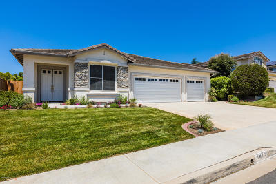Camarillo Single Family Home For Sale: 1879 Camino Vera Cruz