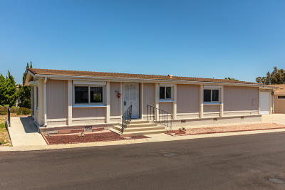 Ventura Mobile Home For Sale: 104 Poinsettia Gardens Drive