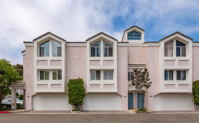 Port Hueneme Condo/Townhouse Active Under Contract: 441 4th Place
