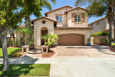 Camarillo Single Family Home Active Under Contract: 3871 Golden Pond Drive