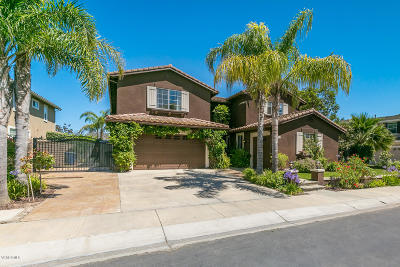 Camarillo Single Family Home For Sale: 2952 Patina Court