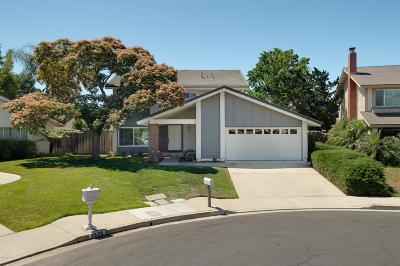 Thousand Oaks Single Family Home For Sale: 3522 Chief Circle